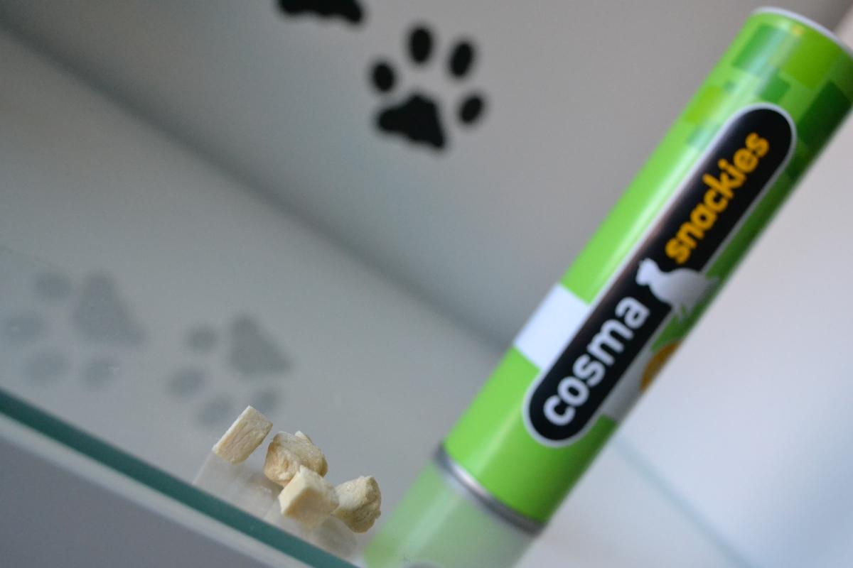 Cosma Snackies de Zooplus